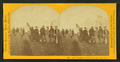 Head quarters, Platte City, Oct. 25th, 1866 (photographer's shadow in the foreground), by Carbutt, John, 1832-1905.png