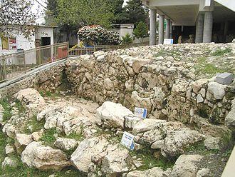 Tel Rumeida - Excavations at Tel Rumeida