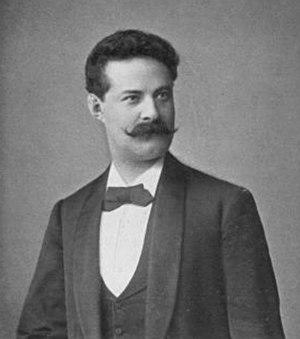 Heinrich Grünfeld - German cellist Heinrich Grünfeld (1890s)