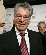 Heinz Fischer, Österreichische Galanacht des Sports 2011