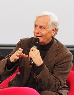Heinz Wismann au Salon du livre de Paris en mars 2013