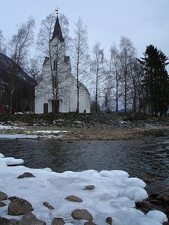 Helgheim Church - Image: Helgheim kyrkje