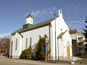 Eastern Orthodoxy in Norway - St. Nikolai Orthodox Church in Oslo