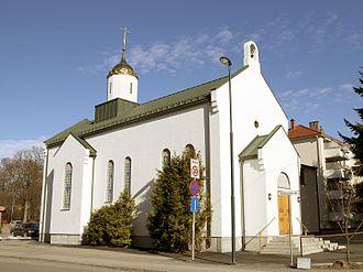 Eastern Orthodoxy in Norway - St. Nikolai Orthodox Church in Oslo