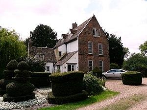 The Manor (Cambridgeshire) - The Manor House at Hemingford Grey