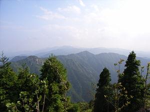 Mount Heng (Hunan) - Hengshan Mountain View