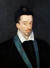 Portrait of Henri III of France