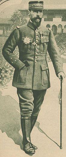 الجنرال جوزيف أوجين