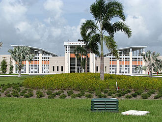 Heritage High School (Palm Bay, Florida) - Image: Heritage High School