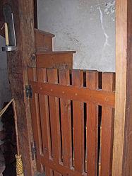 Herkimer House basement circular stairway.jpg