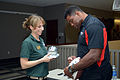 Herschel Walker at Camp Withycombe, 2012 076 (8455386536) (6).jpg