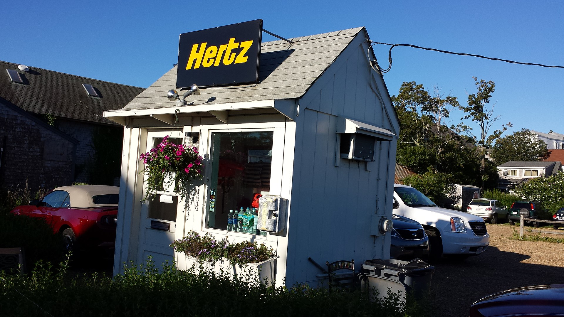 Hertz Car Rental Leeds Airport