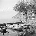 Het haventje van het dorp Cadlollo aan het Lago Maggiore, Bestanddeelnr 254-4771.jpg