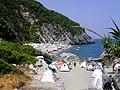 Hiliadou nudist beach, Evia island, Greece - panoramio.jpg