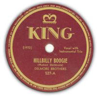 Hillbilly Boogie, 1946
