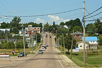 Hillsborough, New Brunswick - Image: Hillsborough NB