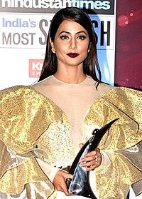 Hina Khan graces the HT Style Awards 2018.jpg