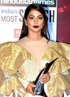 Hina Khan Indian television actress