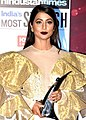 Hina Khan graces the HT Style Awards 2018.jpg