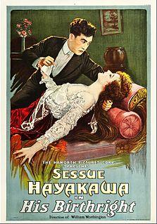 <i>His Birthright</i> 1918 film