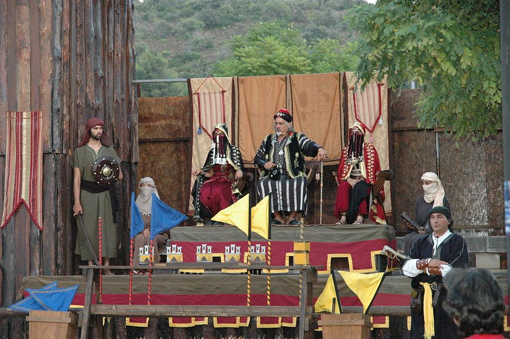 História da Feira Medieval de Silves