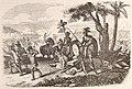 """Historia de la conquista de Méjico, 1851 """"Batalla en el valle de Otumba"""". (3965822434).jpg"""