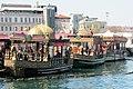 Historische Boote am Goldenen Horn - panoramio.jpg