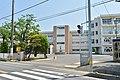 Hitachinaka City Katsuta 3rd Junior High School (Main Gate) 02.jpg