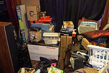 Compulsive hoarding - Wikipedia