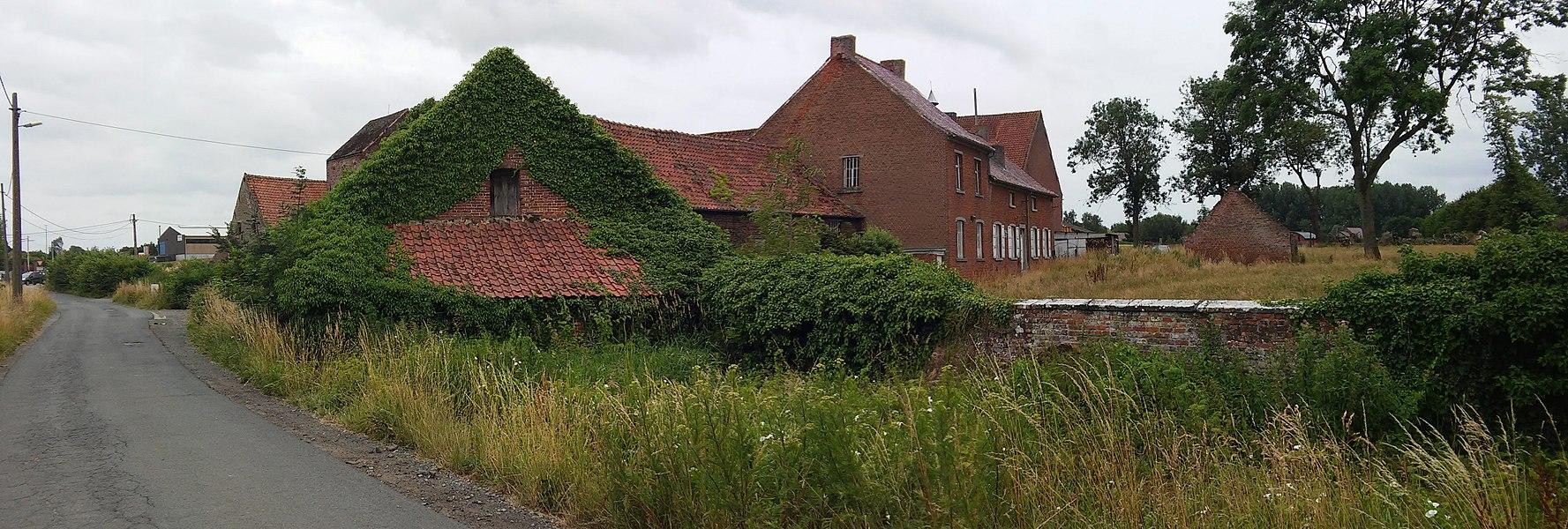 Hof te Schiebeek - Westkant
