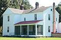 Hofwyl-Broadfield Plantation, back view, Glynn County, GA, US.jpg