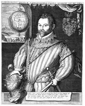 Capture of Santiago (1585) - Sir Francis Drake