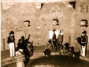 Fred Kabotie - Image: Hopi room