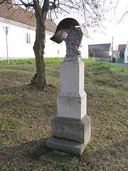socha Piety v Horní Lukavici