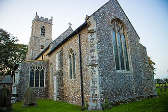 Horning - St. Benedicts Church, Horning