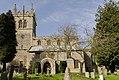 Hough-On-The-Hill (Lincs) All Saints' churchyard.jpg