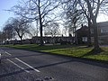 Houses on Tithe Barn Close from Watling Street - geograph.org.uk - 2294141.jpg