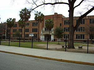 John H. Reagan High School