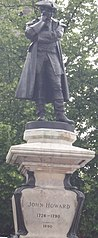 Statue of John Howard