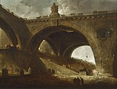 Hubert Robert - The Old Bridge - 1957.34.1 - Yale University Art Gallery.jpg