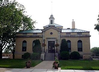 Hudson, Wisconsin - City Hall