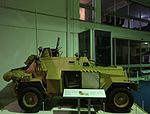 Humber Light Reconnaissance Car at RAF Museum London (side).jpg