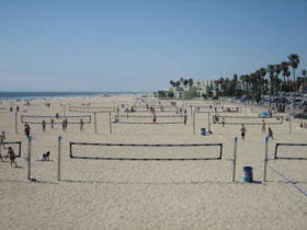 Backyard Volleyball Court Dimensions volleyball variations - wikipedia