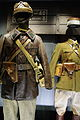 Hussard motocycliste 1940 (71 GRDI) et Lieutenant 2eme Hussard France 1940 - Musée du Hussard, Tarbes - France (65).jpg