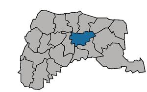 Huwei, Yunlin - Huwei Township in Yunlin County