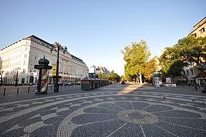 Hviezdoslavovo námestie (Bratislava) - Hviezdoslav Square