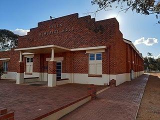 Hyden, Western Australia Town in Western Australia