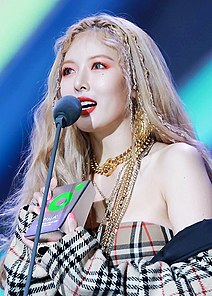 HyunA at Melon Music Awards on December 2, 2017 (1).jpg