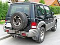 Hyundai Galloper 20090527 rear.JPG