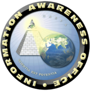 Logotipo del Information Awareness Office